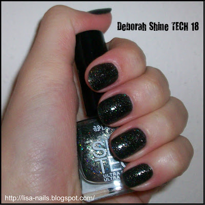 Swatch: Deborah Shine TECH No. 18