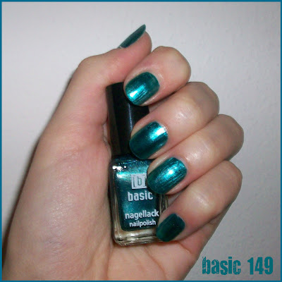 Swatch: basic - Metallic Green