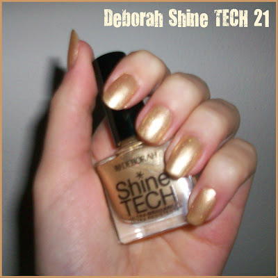 Swatch: Deborah Shine TECH No. 21