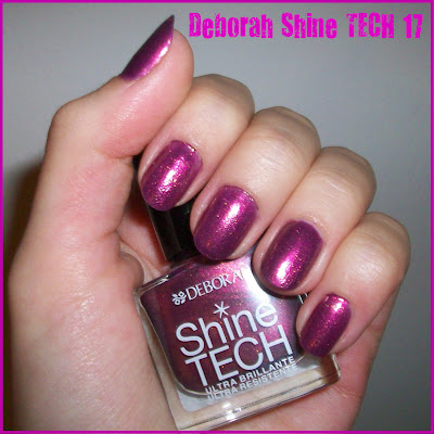 Swatch: Deborah Shine TECH No. 17