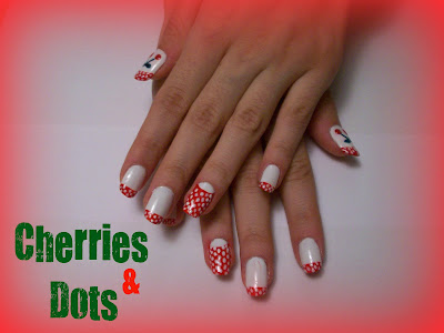 CHERRIES & DOTS
