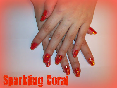 SPARKLING CORAL