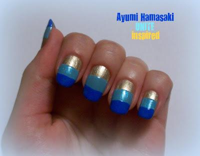 Celeb Nails | Hamasaki Ayumi's UNITE
