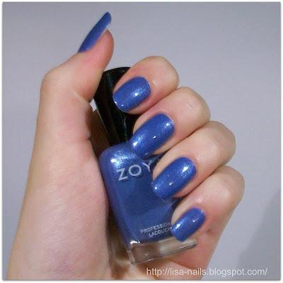 Swatch: ZOYA Jo
