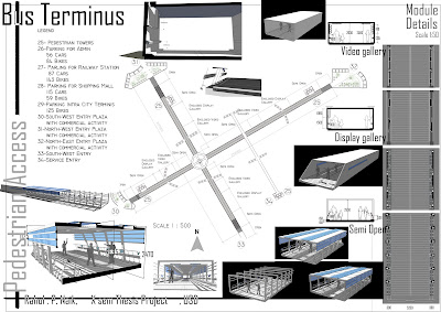 architectural thesis presentation sheets