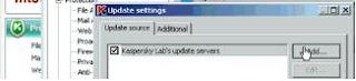 update kaspersky