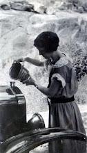 Jennie Hullinger circa 1920