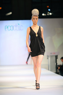 The Alison Dress Goes International.. A Photo From The Eco Chic Event In  Shanghai This January: