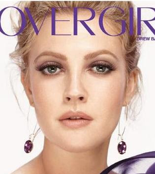 Style Notebook: Friday... Drew Barrymore Makeup