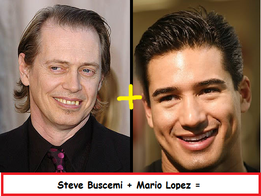 steve buscemi and mario lopez