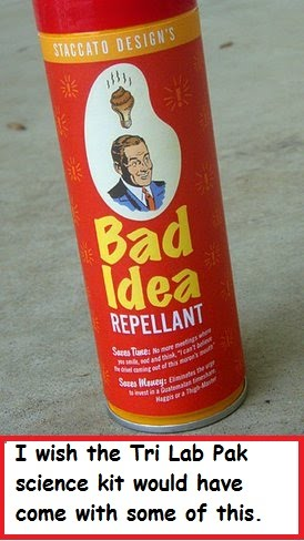 bad idea repellent