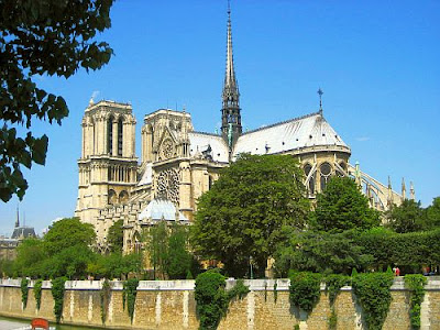 Travel Itinerary - Notre Dame de Paris
