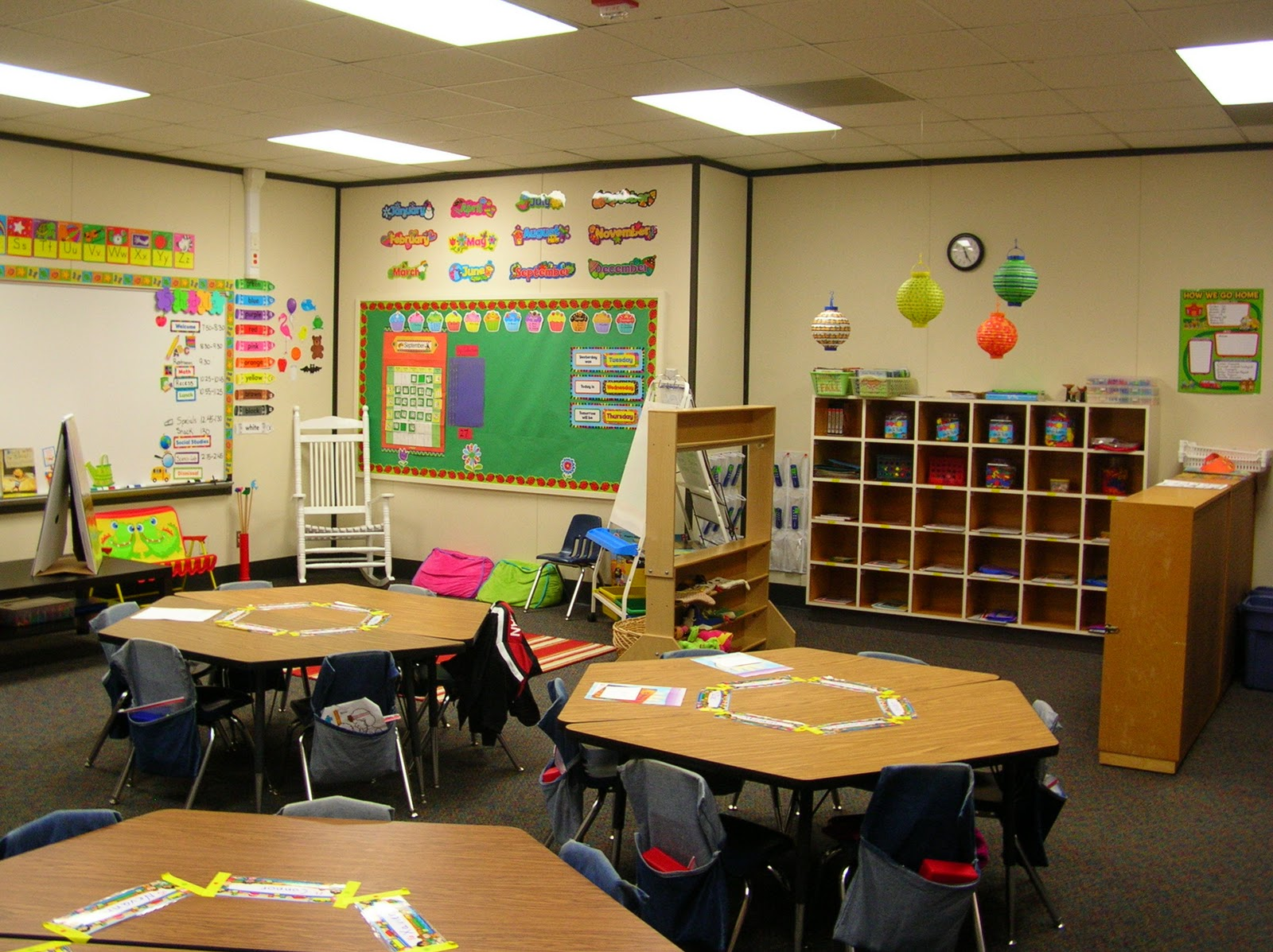 Classroom Design Ideas Preschool : The cutest little house in town september