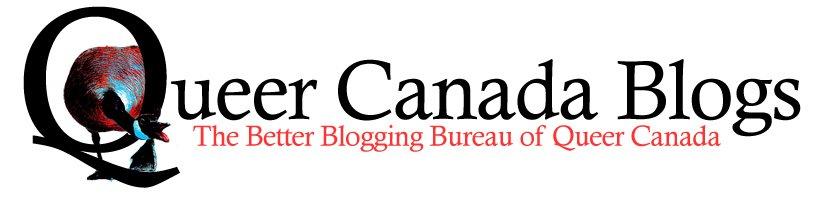 Queer Canada Blogs