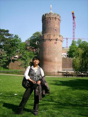 kronen park, nijmegen oldest park, nijmegen, gelderland, nijmegen park