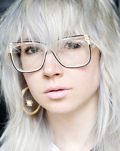Are Big Eyeglass Frames In Style : Hairstyles For Faces With a Weak Chin - Hairstyle Blog