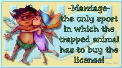 Trapped in marriage