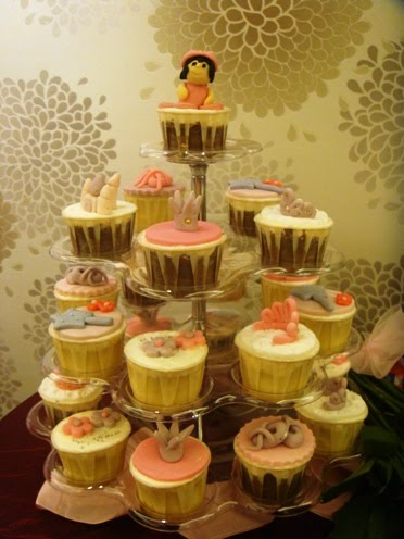 Eunice Home Bake Klang Birthday Cupcakes