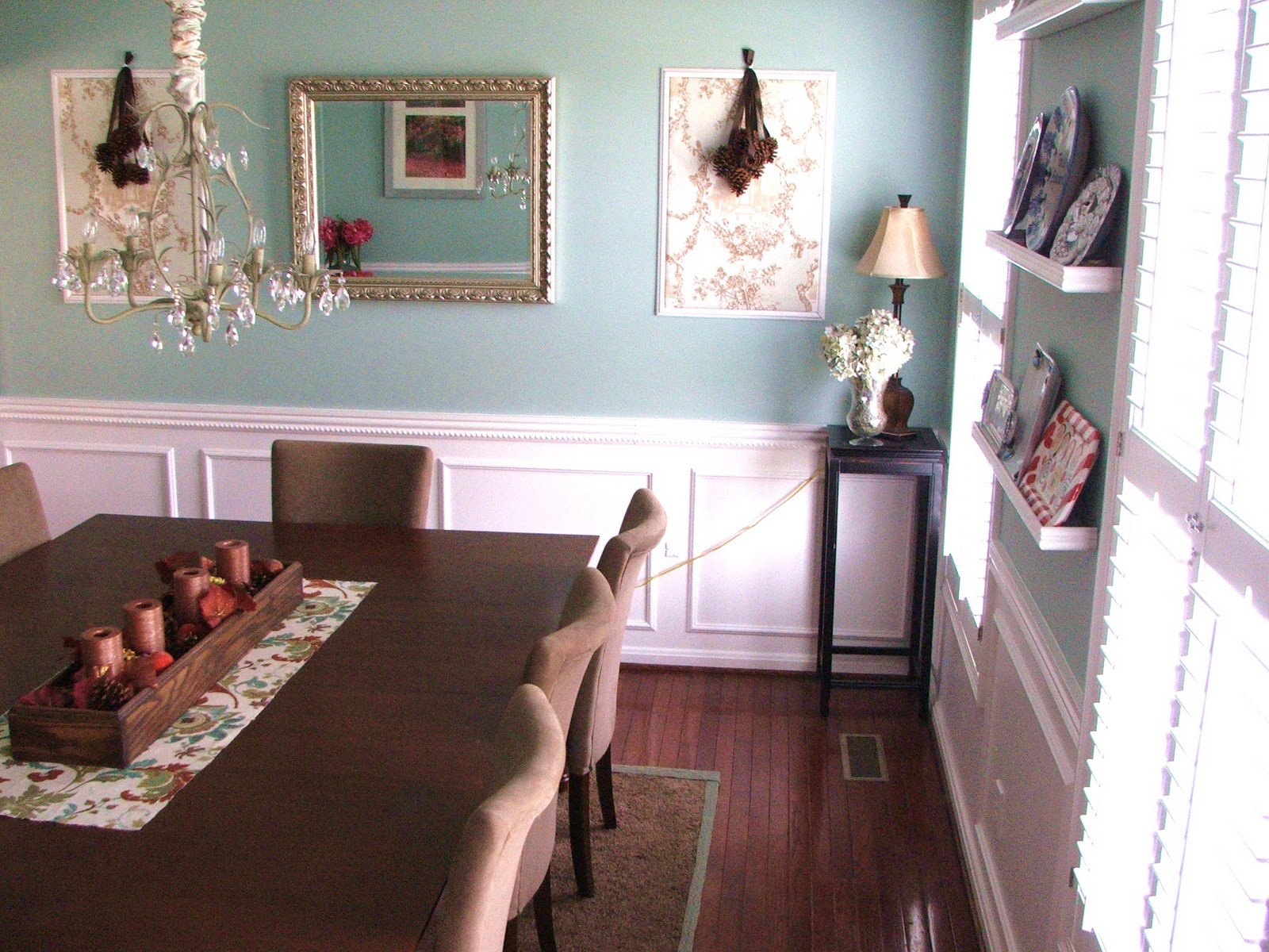 Diy wainscoting dining room - Diy Wainscoting Dining Room