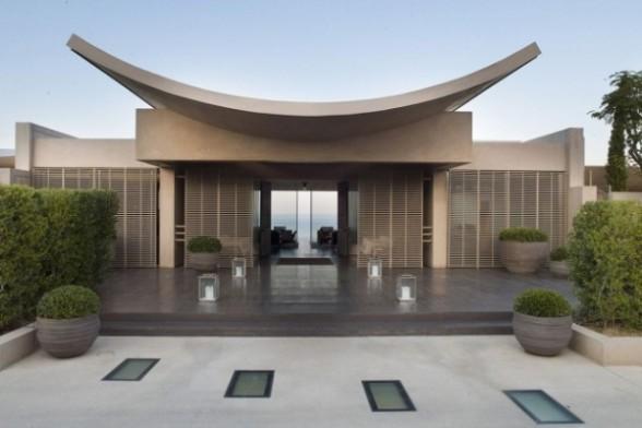 Dream House Harmonious Villa Design With