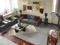 Living Room at Faulkner Masterpiece in Martis Camp