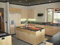 Customer Kitchen at Faulkner Masterpiece in Martis Camp