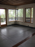 Open Floor plan at Faulkner Masterpiece in Martis Camp