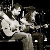 Image of Matt Reardon playing guitar for Tahoe Newsletter Update July 2009 blog post