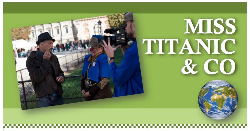 Les aventures de MISS TITANIC & Co