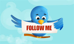 Follow My Twitter ♥