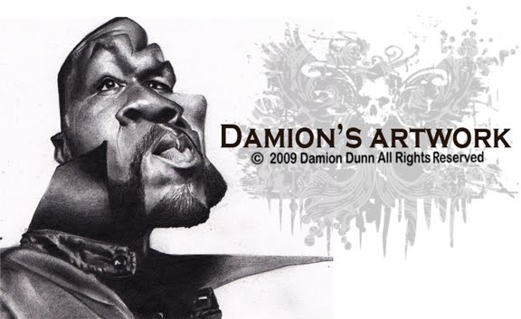 damion art work