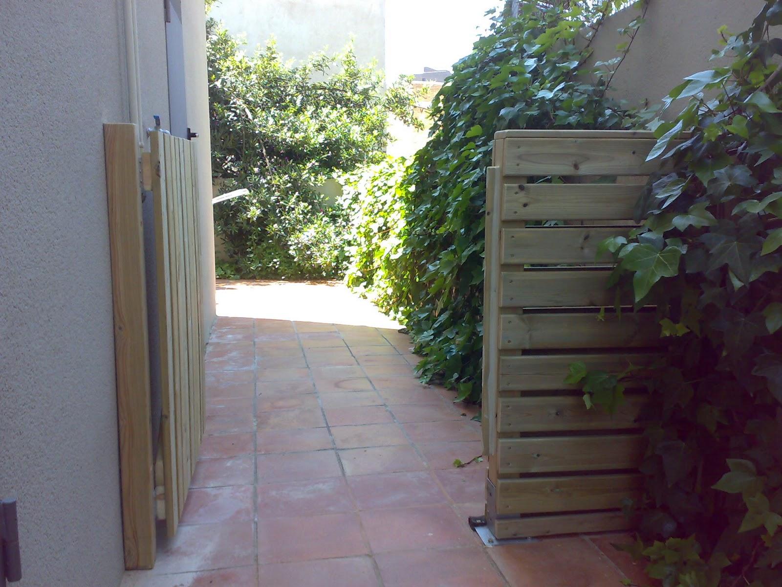 Ismael fernandez un manitas a - Puertas de hierro para jardin ...