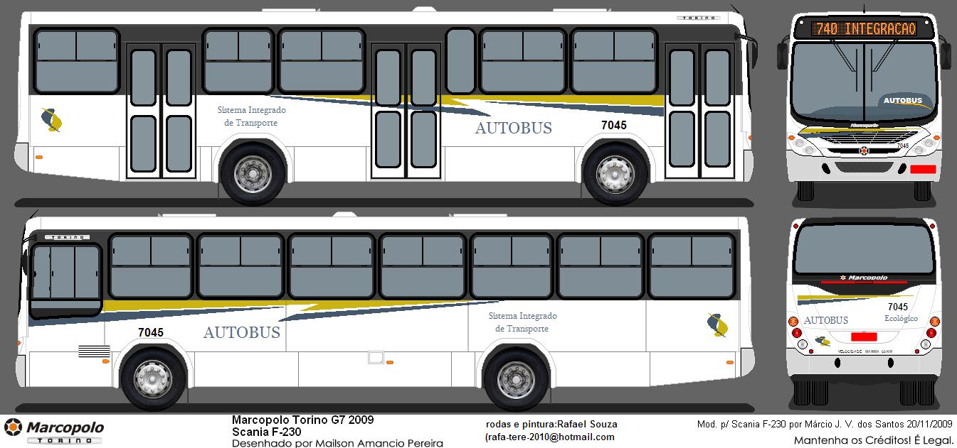 Marco Polo Torino : Terê bus desenhos de ônibus autobus e petrópolis