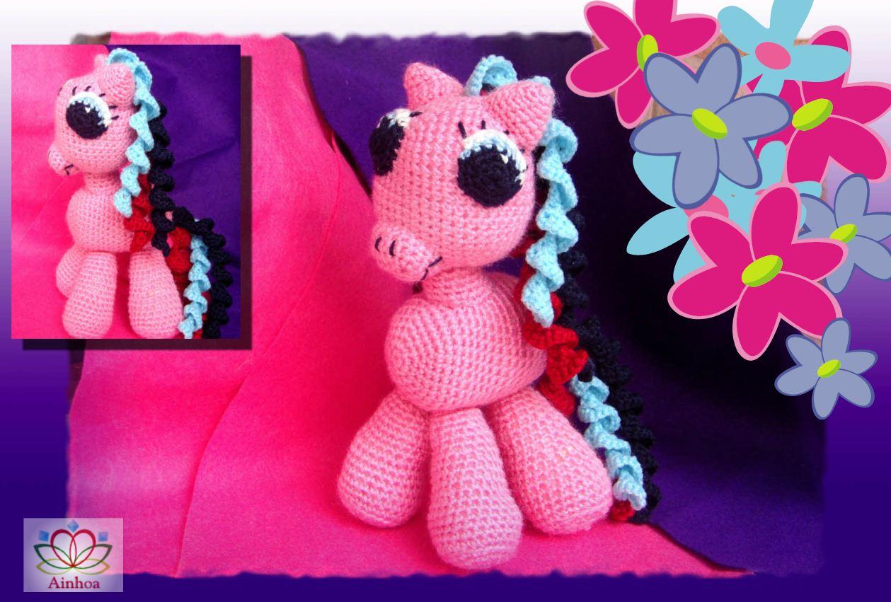 Ainhoa Todoamano: Amigurumi My little pony