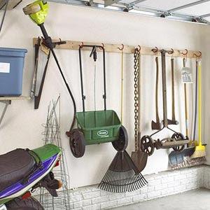 Mirian decor que tal organizar sua garagem for Garajes organizados