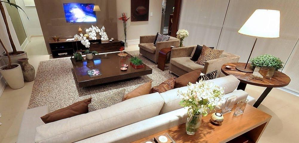 decoracao atras do sofa : Mirian Decor: Aparadores Atr?s do Sof?