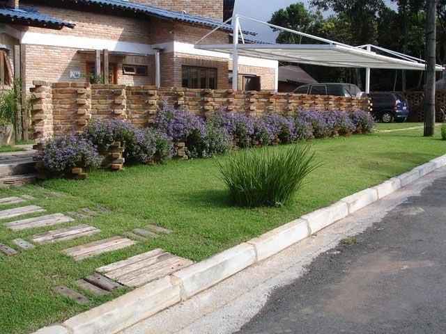 ideias para jardins internosMirian Decor Jardim para Muros Internos