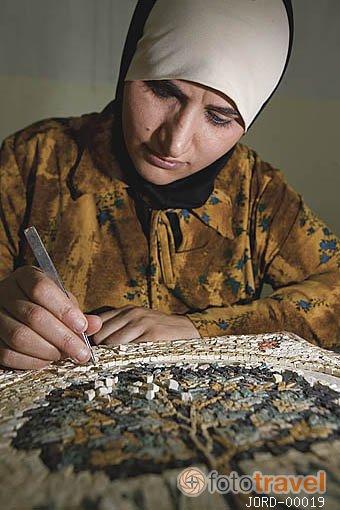 Chica musulmana virgen Gulya