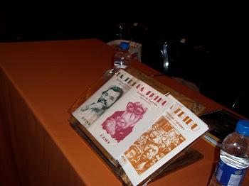 Se presentó el número 3 de la Revista de cuentos LA TRIBU