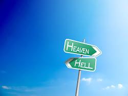 """""""O amor nos leva ao inferno ou ao paraíso..."""