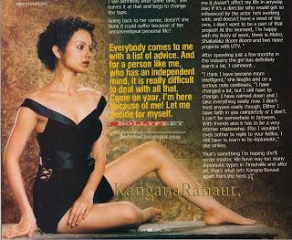Sexy Kanagana Ranaut