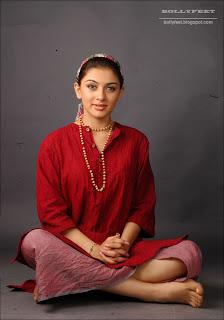 Cute Hansika Motwani