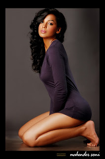 Model and bollywood actress Mugdha Godse