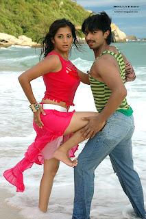 Telugu actress Sindhu Tolani