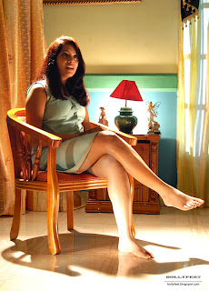 feet Hot indian actress
