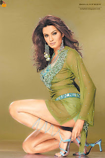 Former Miss India Diana Hayden