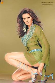 Former Miss India Diana Hayden