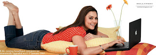 Very Cute Preity Zinta bare feet