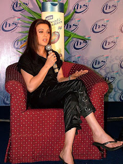 Cute Preity Zinta