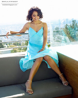 Cute in Blue : Parminder nagra